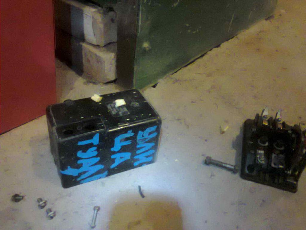 Вызов электрика аварийной службы в музей-усадьбу с целью замены автомата
