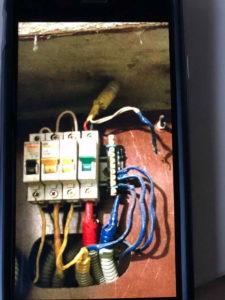 Срочный вызов электрика в ногтевую студию с целью возобновления электроснабжения