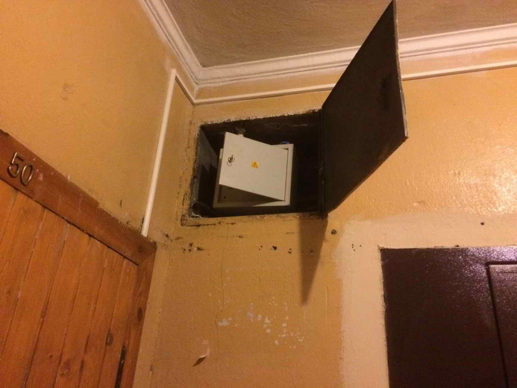 Срочный вызов электрика из-за отсутствия электричества во всей квартире